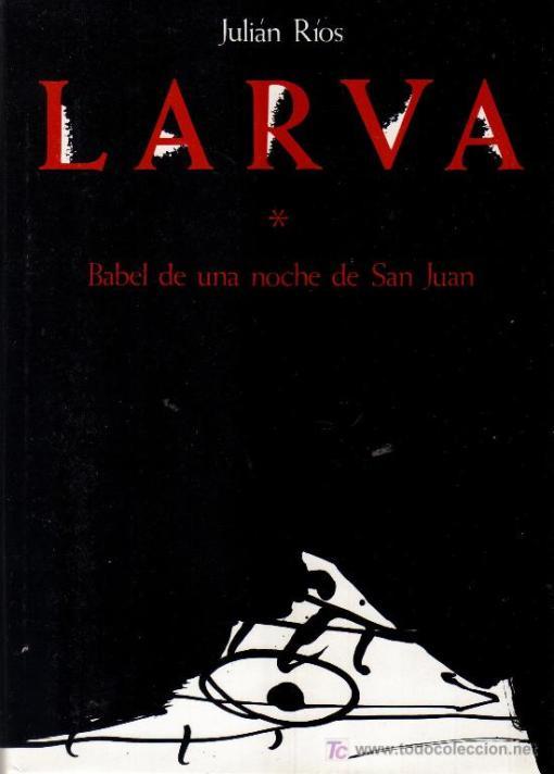 LA REPÚBLICA DE LAS LETRAS - Página 2 Larva