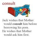 consult